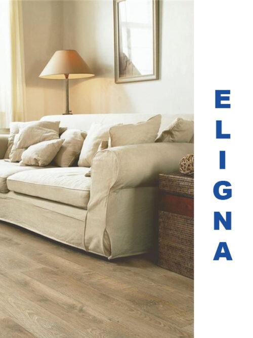 Вологостійкий ламінат Eligna