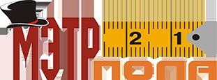 Інтернет-магазин Метр Пола Логотип