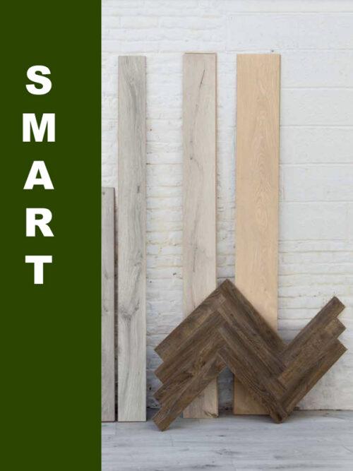 Ламинат Smart 8мм 4V